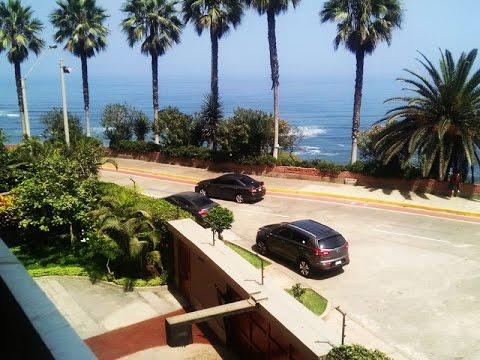 Ocean View Apartment For Rent In Miraflores Lima Peru