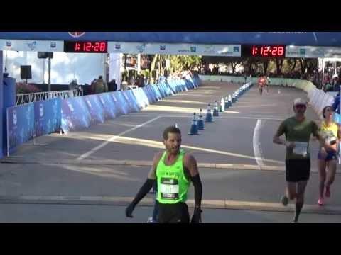 2016 Chevron Houston Marathon & Aramco Houston Half Marathon