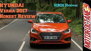 new Hyundai Verna 2017 Review in Hindi