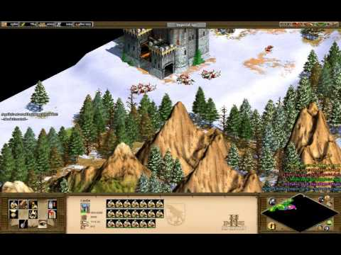 Age of Empires II: Attila the Hun mission 6.