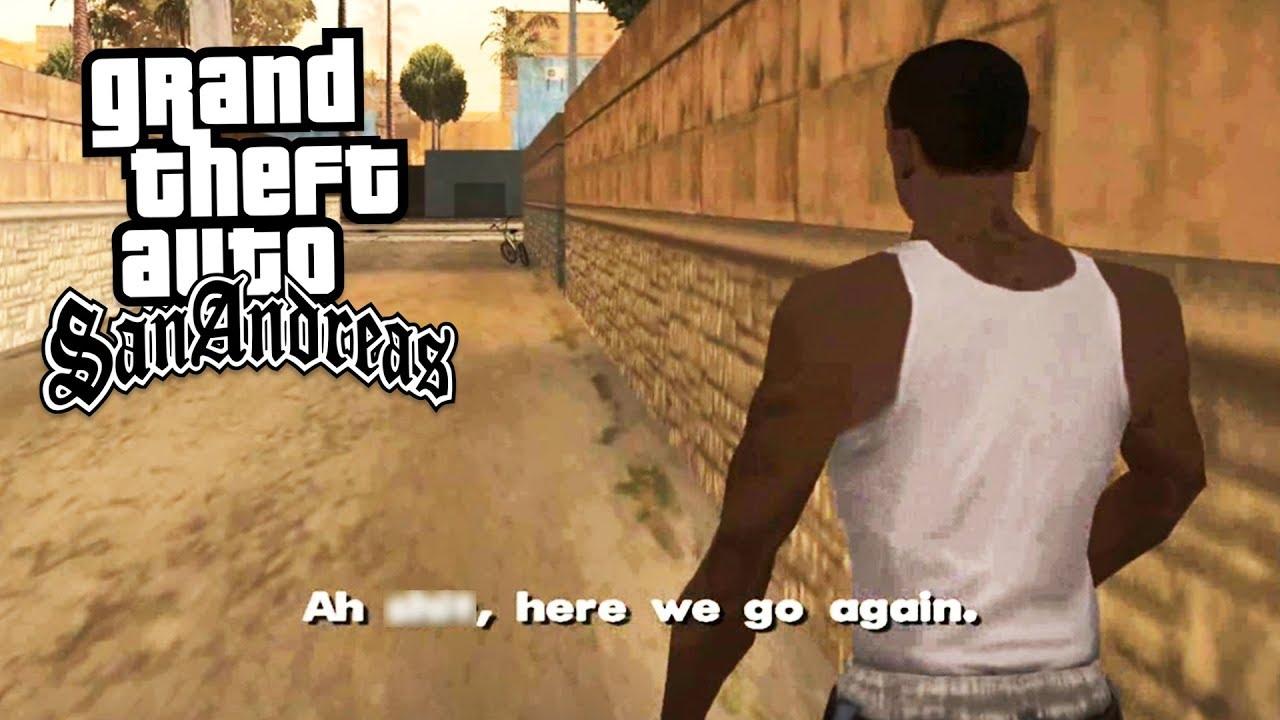 GTA San Andreas in 2019! (GTA San Andreas, Part 1 Walkthrough) thumbnail