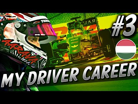 MID-RACE GEARBOX FAILURE! ⚙️🔥 - F1 MyDriver CAREER S6 PART 3: HUNGARY