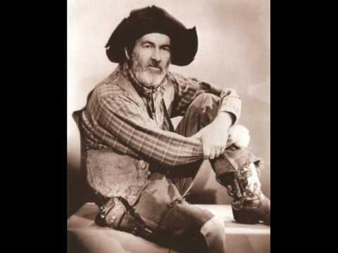 Tribute to western hero GABBY HAYES  ~  Mark Moseley (2001)