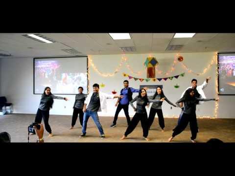 Diwali Dance Intel2016