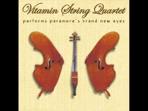 Brick By Boring Brick - Vitamin String Quartet Performs Paramore's Brand New Eyes