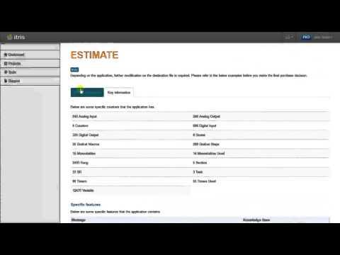 Video demo PLC Conversion Assistant
