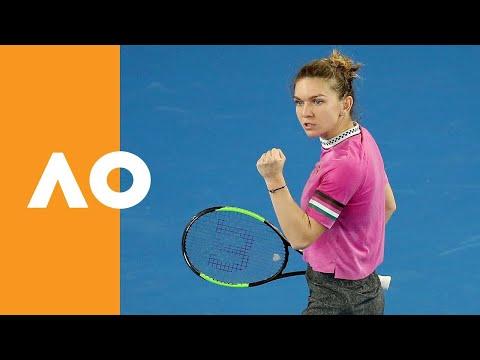 Spirited Simona soldiers on | Australian Open 2019