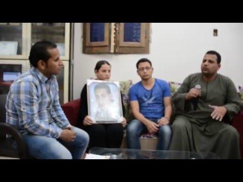 ناشد جابر   المقابلة الثانية لاهل الشهيد عصام بدار