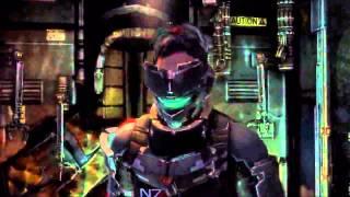 Dead Space 3 Знаменитая броня N7 из Mass Effect 3