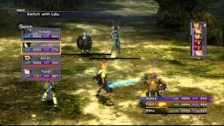 Final Fantasy X HD Remaster - Dark Magus Sisters | All 3 Together | No Aeons