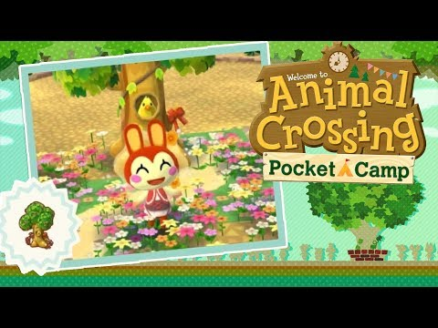 Back to Camp! Bunnie's Red Riding Hood Cookies!! 🌿 Animal Crossing: Pocket Camp • #7