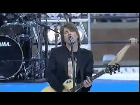 Goo Goo Dolls - Better Days and Stay With You (Thanksgiving Halftime 2007)