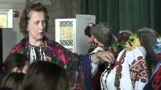 Школа Українознавства. Урок Культури 3 клас.2012