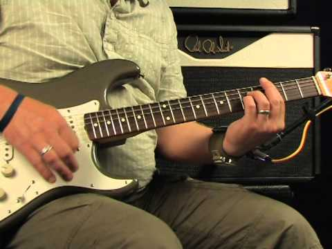 PRS Sweet 16 video review demo Guitarist Magazine