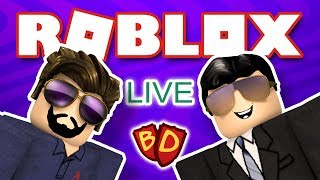 🔴 Roblox Live | Bunny Island and Deathrun! | Ben and Dad