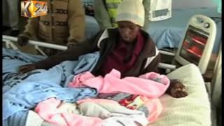 19-year-old gives birth to triplets in Kuresoi South district
