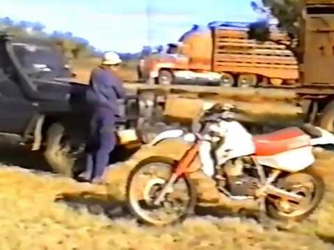 Marqua Station: Australian cattle station life in the Territory 1996 (Part 1)