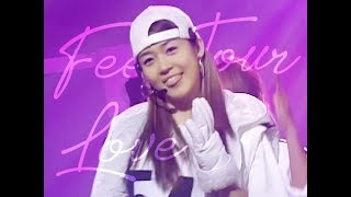 핑클 (Fin.K.L) - Feel Your Love (stage mix)