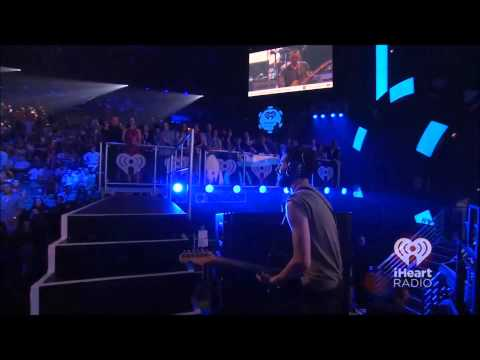 Leave Out All The Rest  Shadow Of The Day  Iridescent  Linkin Park iHeartRadio 2012
