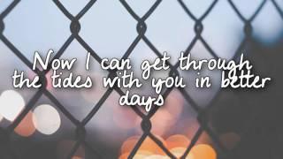 Gambar cover Because I - Lasse Lindh Lyrics (Bubblegum OST)