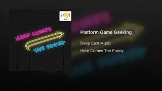 Platform Game Geeking