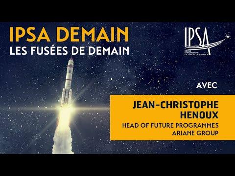 IPSA Demain - Les fusées de demain