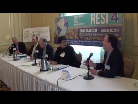 Life Science Nation - RESI 4 Medtech Family Offices Panel