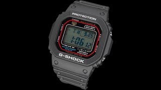 Casio G Shock GW - M5610. Vintage Collection