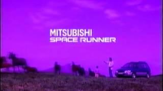Mitsubishi Space Runner Werbung 1996