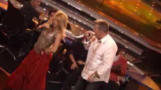 Shakira - Gypsy - American Idol Live