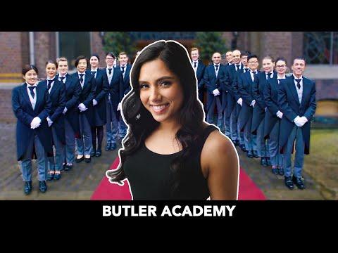 I Tried Butler Academy