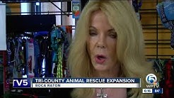 Tri-County Animal Rescue expands in Boca Raton