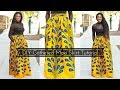 How to | DIY Gathered Maxi Skirt Part 2