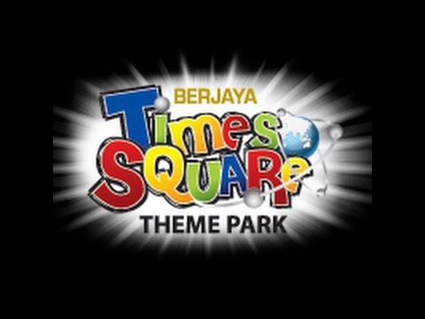 BERJAYA TIMES SQUARE THEME PARK 2012