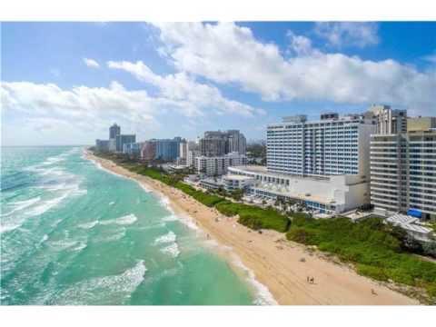5445 Collins Ave 1222 Miami Beach Fl 33140 Condo For