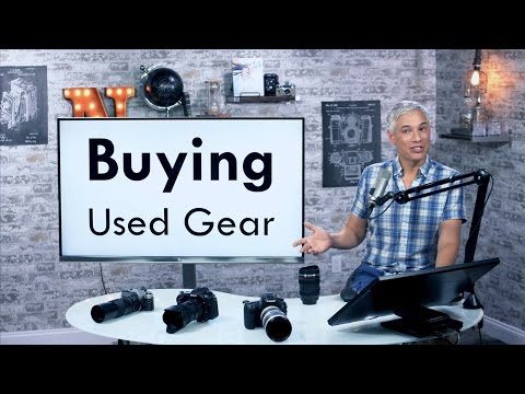Buying Used Cameras & Lenses: Warranties, eBay, sniping & MORE