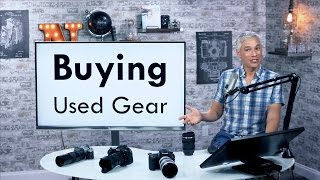 Buying Used Cameras Lenses Warranties Ebay Sniping More