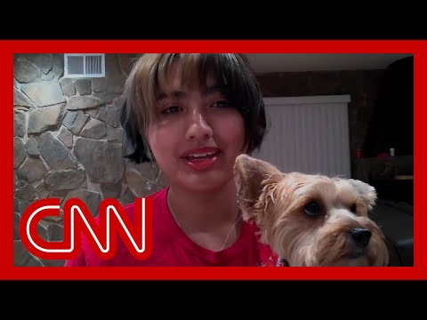 Watch teen fight off bear to save her dog