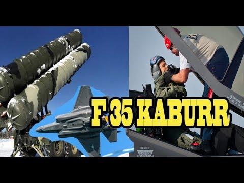 BABAK BELUR!! PESAWAT SILUMAN F 35 AMERIKA DIPENCUNDANGI SISTEM RUDAL S 400 RUSIA