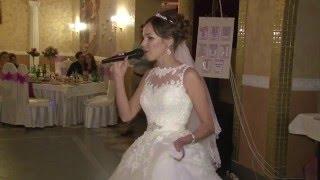 Неожиданный подарок для жениха на свадьбе / 10.10.2015