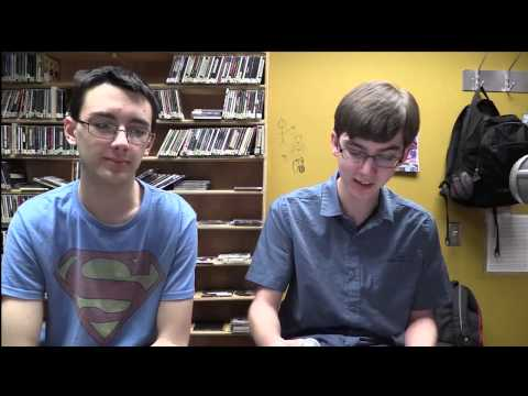 The Colby and Tyler Show: Podcast #6- Golfing, Five Nights at Freddy's and a New Indiana Jones?