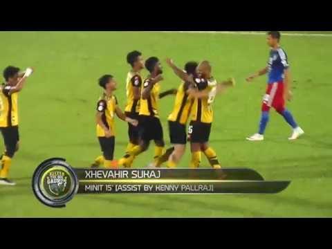 [Piala Malaysia 2016] Perak TBG 3-0 JDT FC   30 Julai 2016