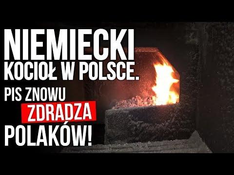 Niemiecki kocioł w Polsce. PiS znowu zdradza Polaków. IDŹ POD PRĄD NA ŻYWO 2019.03.18