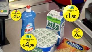 Şok Marketler - Gülben Ergen Reklamı