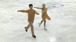 Пайпер Гиллес - Поль Пуарье. Произвольный танец. Танцы. Skate Canada. Гран-при по фигурному катанию