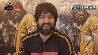 Rocking Star Yash | KGF | Kolar Gold Field | Exclusive |  Excel Entertainment | Cinespeaks