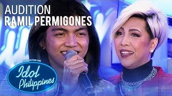 Ramil Permigones - Put Your Head on My Shoulder | Idol Philippines Auditions 2019