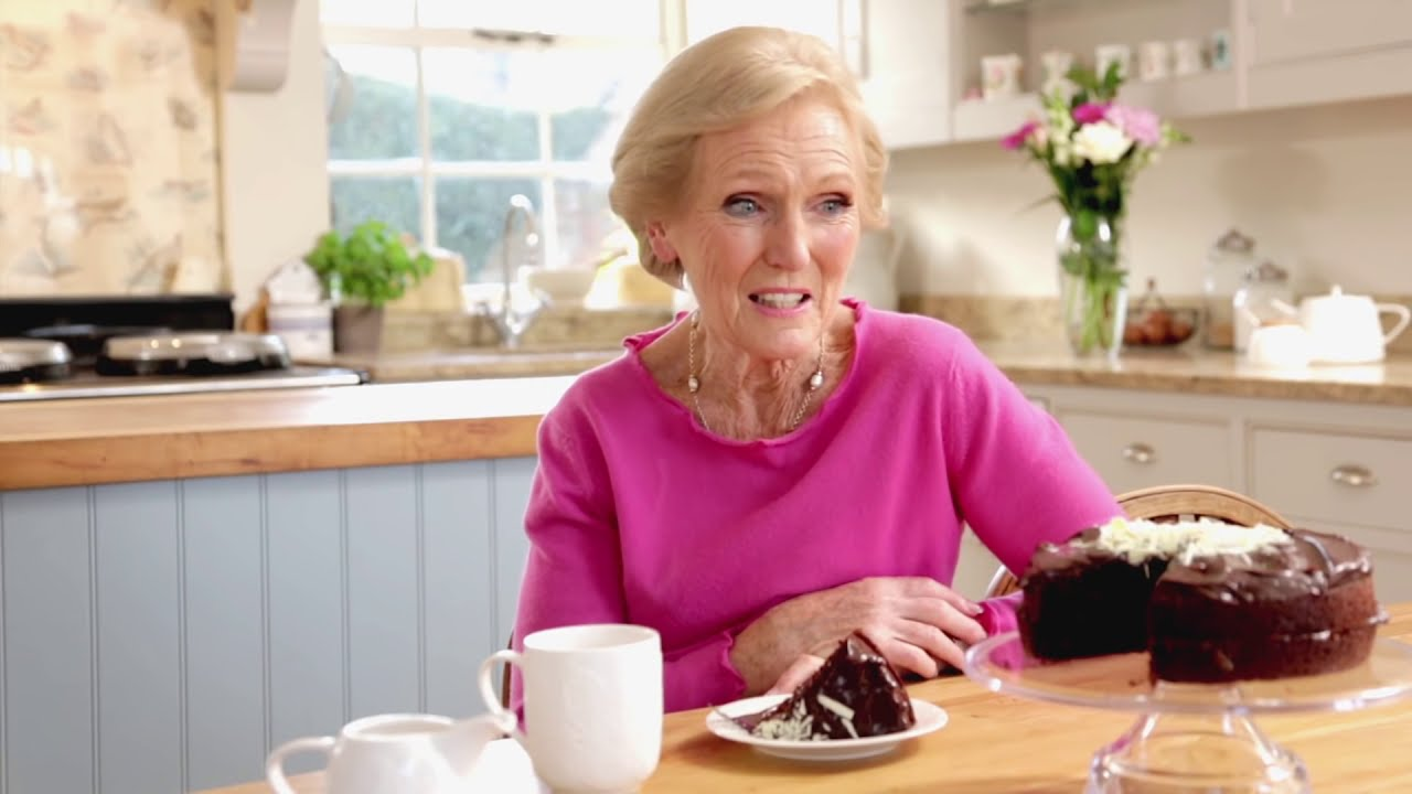 Mary Berry Chocolate Cake Masterclass with Lakeland   YouTube Mary Berry Chocolate Cake Masterclass with Lakeland