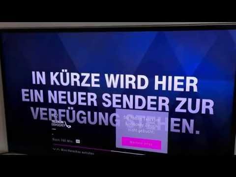 Entertain TV / Telekom /Eishockey
