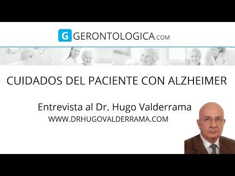 Cuidados del paciente con Alzheimer